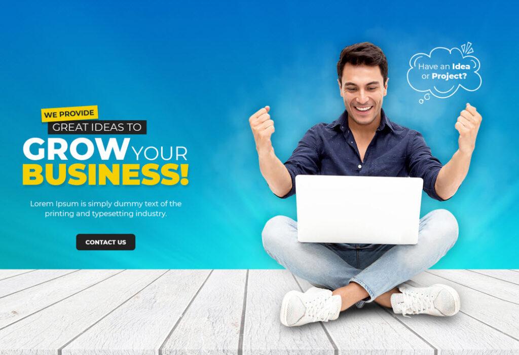 Business Website 1